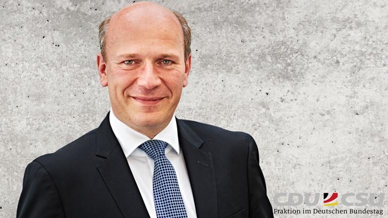 Der Berliner CDU-Bundestagsabgeordnete Kai Wegner