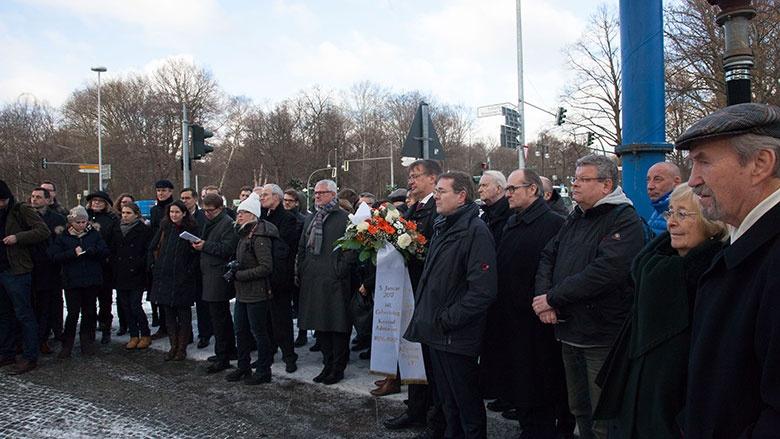 Gedenkstunde zum 141. Geburtstag von Konrad Adenauer