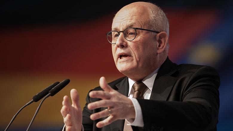 Volker Kauder, CDU/CSU-Fraktionsvorsitzender