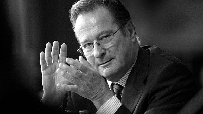 Zum Tod von Klaus Kinkel