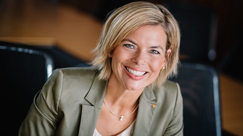Julia Klöckner, vorgeschlagen für Bundesministerin für Landwirtschaft und Ernährung