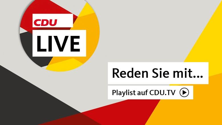 Playlist CDU Live