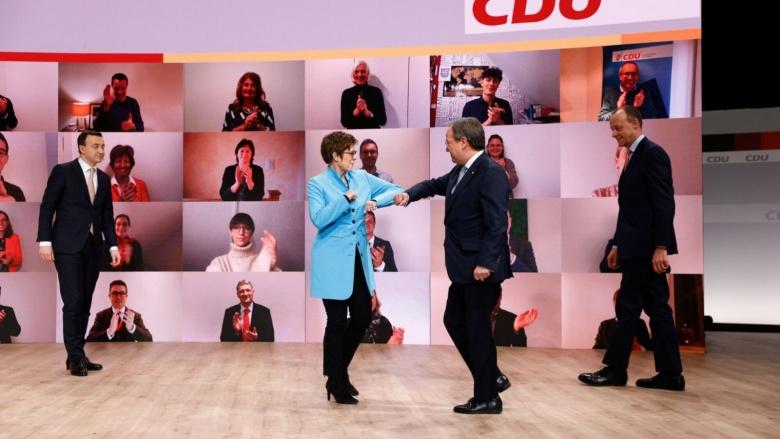 Armin Laschet: Die Union steht zusammen