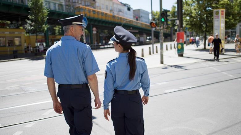 #StarkerStaat: Mehr Schutz für Polizisten und Einsatzkräfte