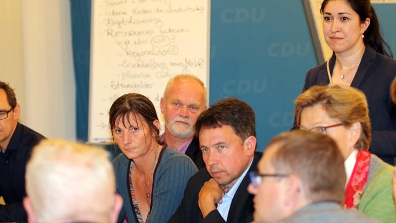 Politikwerkstatt in Rendsburg-Eckernförde
