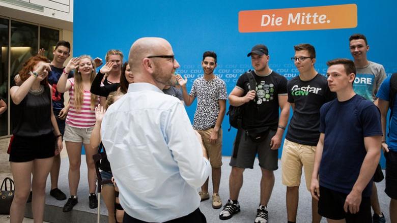 CDU in der Mitte der Gesellschaft