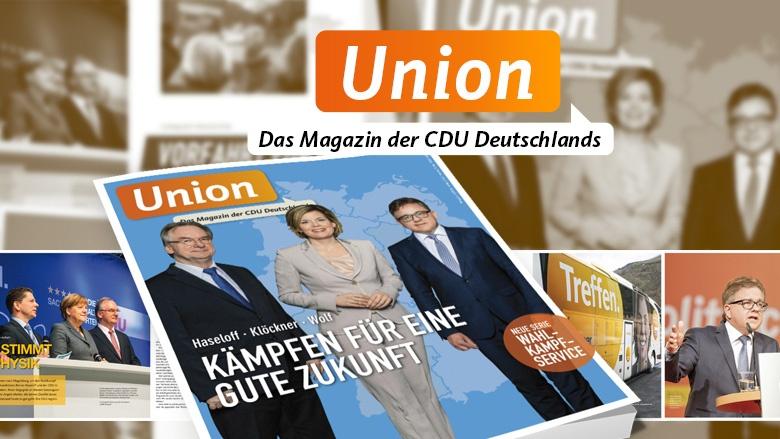 UNION Magazin 2016-01