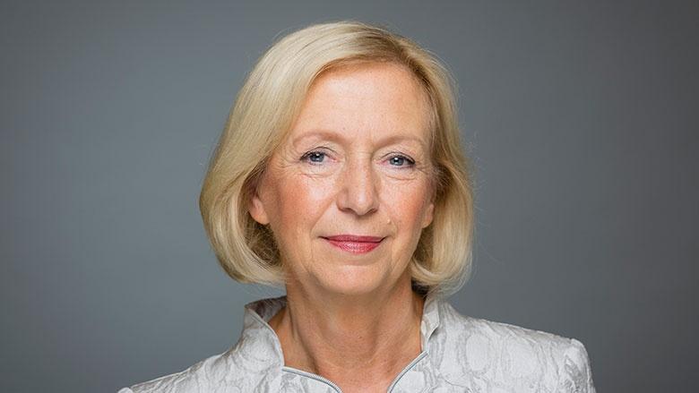 Bundesbildungsministerin Johanna Wanka