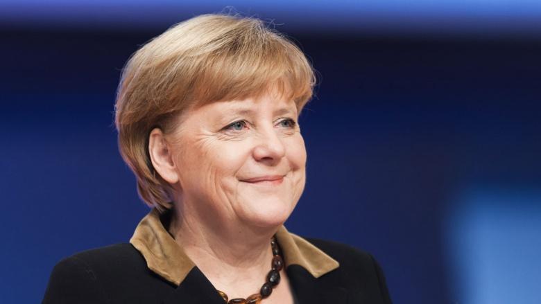 Foto: Angela Merkel