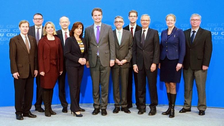 Vorstand des BACDJ