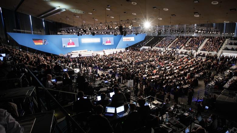 CDU-Parteitag beendet