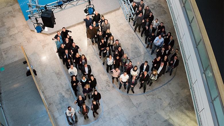 KAH-Kollegen gratulieren der JU zum 70. Geburtstag