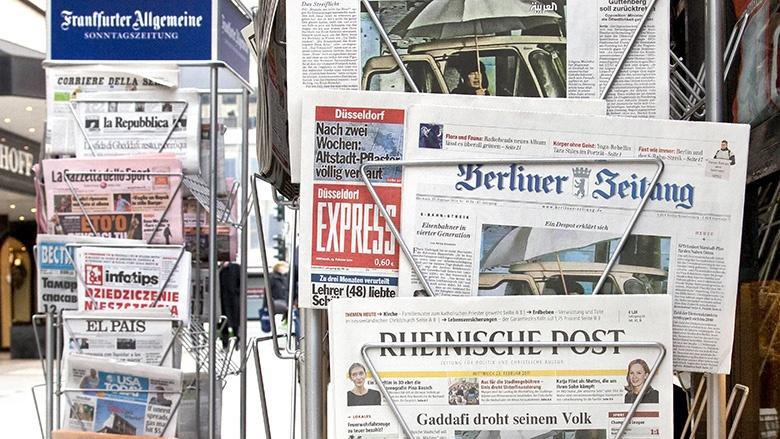 """""""Nach links"""" und """"Rückwärtsgewandt"""" - Stimmen zu den Plänen von Martin Schulz"""
