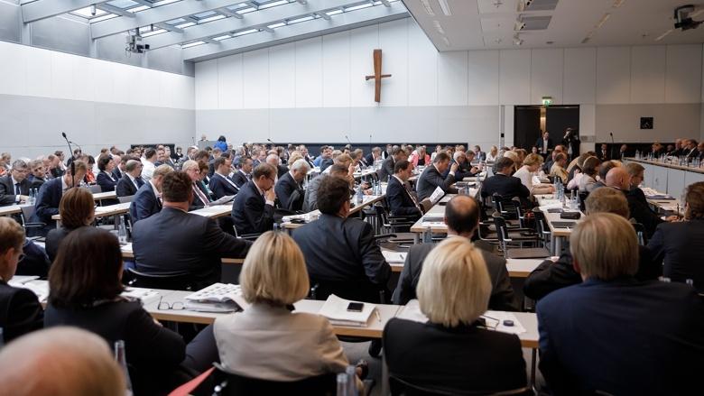 Sitzungssaal der CDU/CSU-Bundestagsfraktion