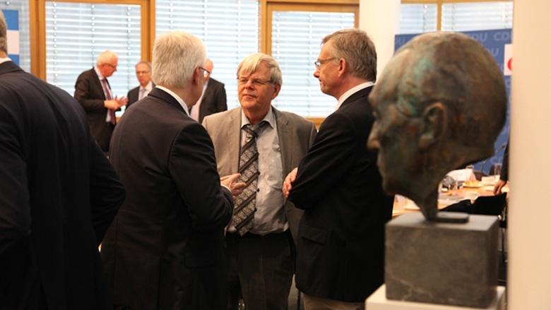 Mitgliederversammlung des BACDJ am 11. September 2015
