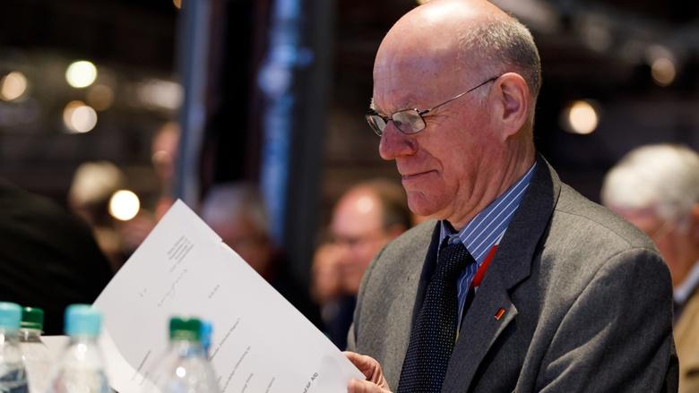 Impression vom 30. Parteitag der CDU / Norbert Lammert