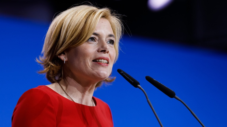 Impressionen vom 30. Parteitag der CDU / Julia Klöckner