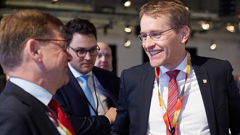 Impressionen vom 30. Parteitag der CDU / Daniel Günther