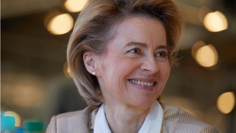Impressionen vom 30. Parteitag der CDU / Ursula von der Leyen