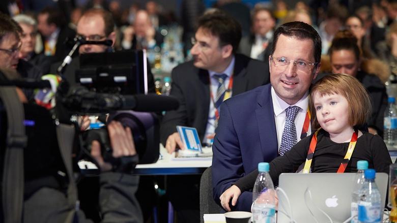 Impressionen vom 30. Parteitag der CDU