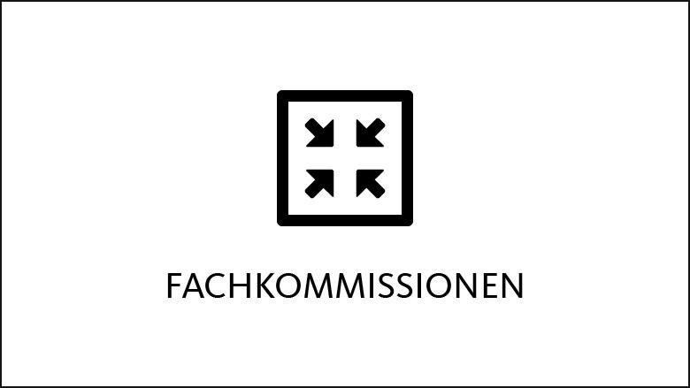 BACDJ-Fachkommissionen