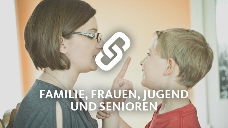 Familie, Frauen, Jugend und Senioren