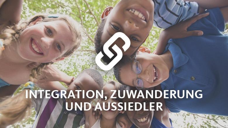 Integration, Zuwanderung und Aussiedler