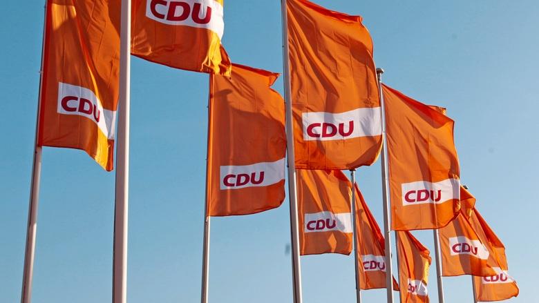 Aufbau der CDU