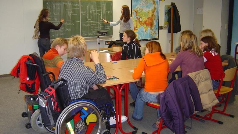 Menschen mit Behinderung/Inklusion
