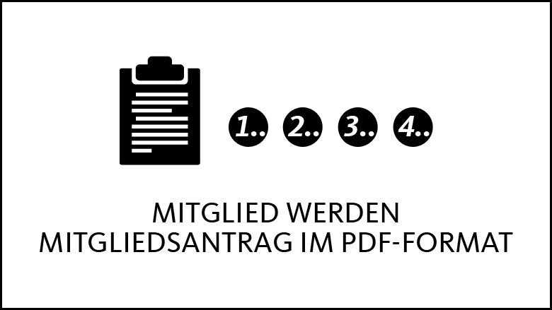 Mitgliedsantrag im PDF-Format