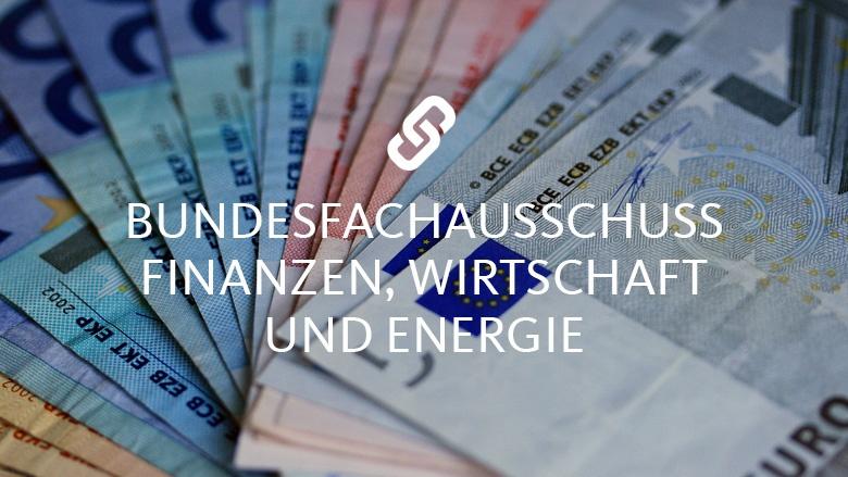 Bundesfachausschuss Finanzen, Wirtschaft und Energie