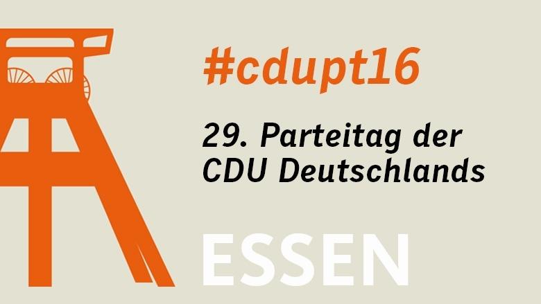29. Parteitag in Essen