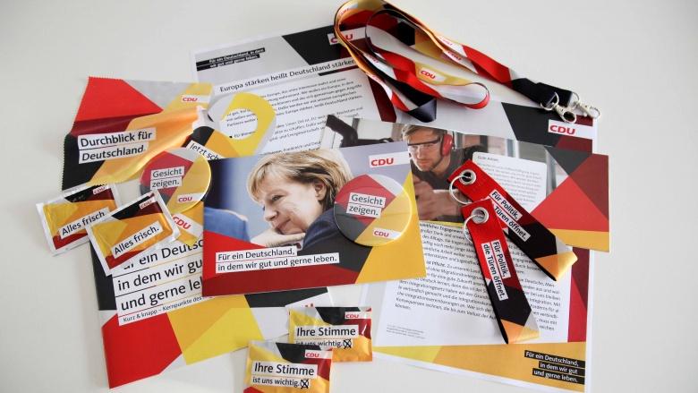 Umsetzung der Gestaltungsrichtlinie der CDU Deutschlands