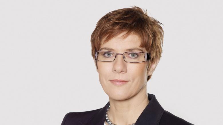 Akk Annegret Kramp Karrenbauer