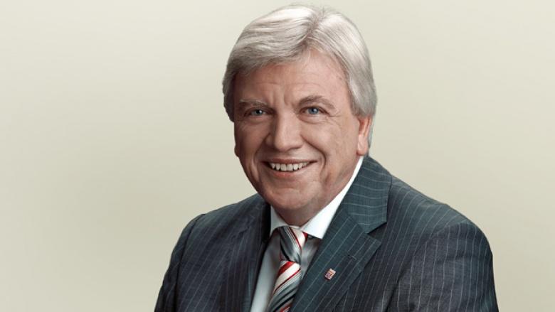 Volker Bouffier (Foto: Laurence Chaperon)