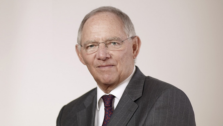 Wolfgang Schäuble (Foto: Laurence Chaperon)