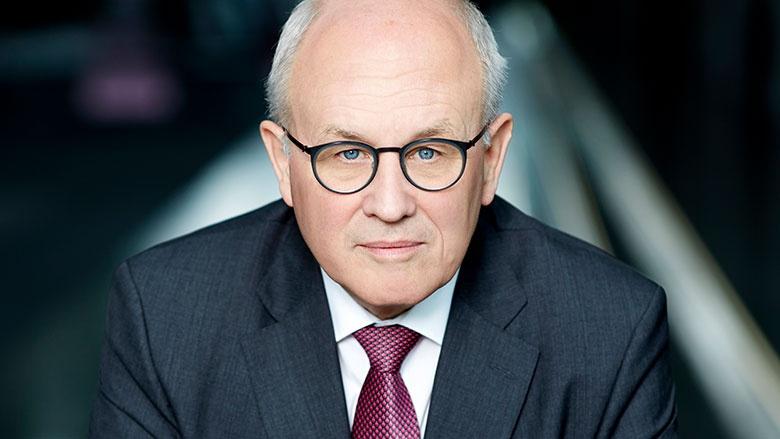 Volker Kauder, Vorsitzender der CDU/CSU-Fraktion