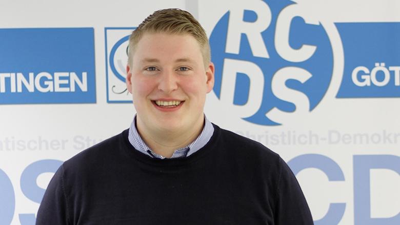 Henrik Wärner, RCDS-Bundesvorsitzender