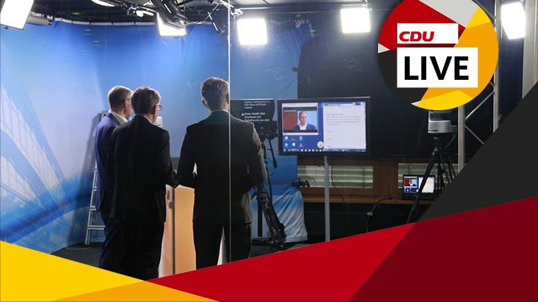 CDU Live - Reden Sie mit!