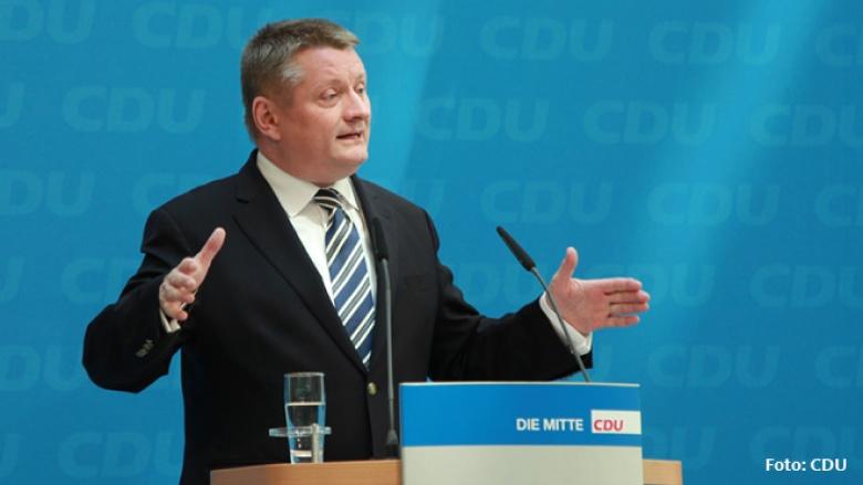 """Pressekonferenz von Hermann Gröhe: """"Umfragen geben Rückenwind"""""""