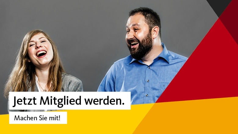 Werden Sie jetzt CDU-Mitglied