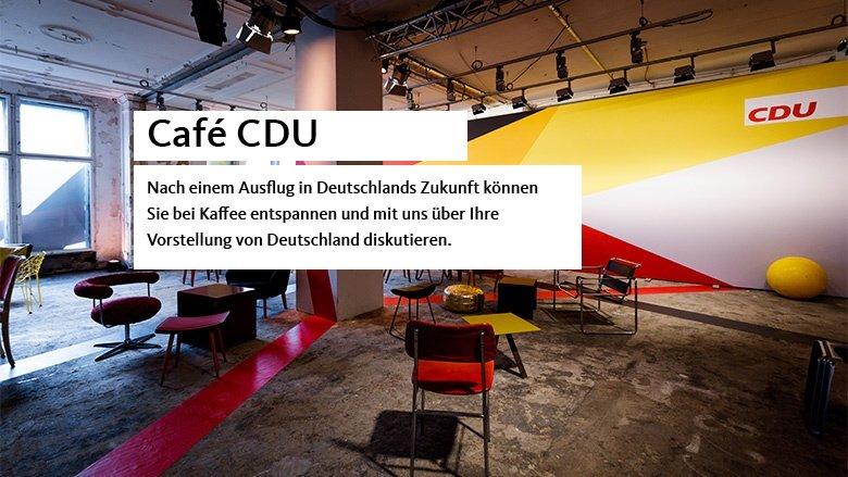 Cafe CDU