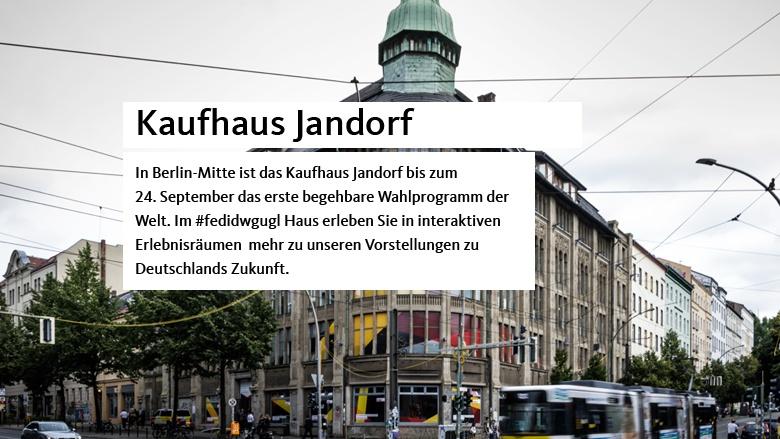 Kaufhaus Jandorf