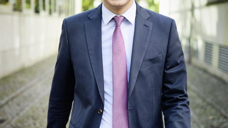 Pressefoto des CDU-Generalsekretärs Paul Ziemiak © Foto: Steffen Böttcher