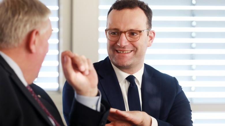 Jens Spahn und Karl-Josef Laumann