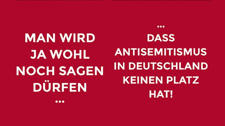 Konrad-Adenauer-Stiftung gegen Antisemitismus