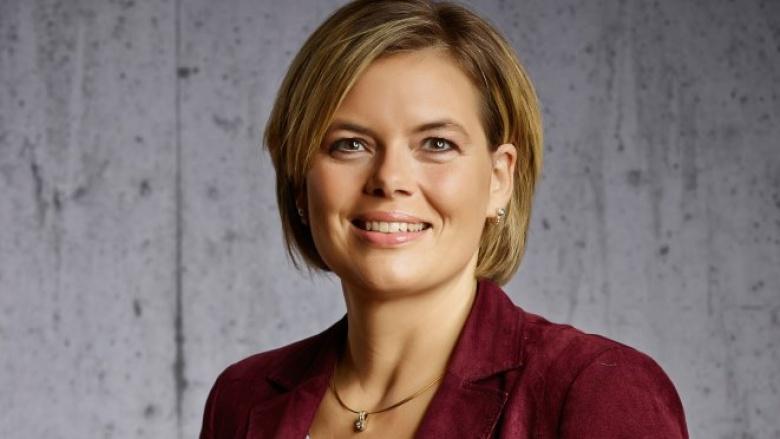 Julia Klöckner, stellvertretende CDU-Vorsitzende