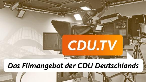 CDU.TV Bildmotiv
