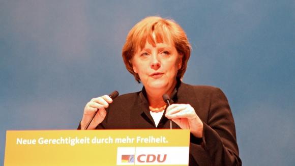 Angela Merkel Bundesausschuss 2006