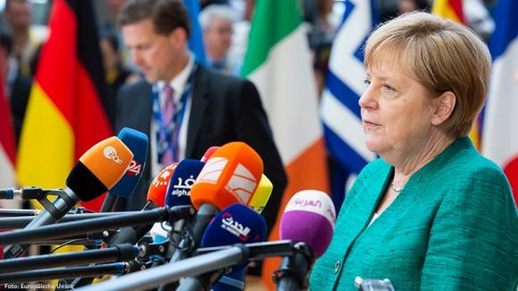 """Einigung beim EU-Gipfel - Merkel: """"Gute Botschaft für Europa"""""""
